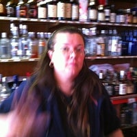 Photo taken at Ola's Liquors by Barry Y. on 3/12/2011