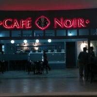 Photo taken at Café Noir by Jacob C. on 12/11/2011