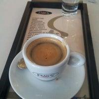 Photo taken at Fran's Café by Aristeu C. on 9/17/2011