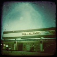 Photo taken at Rock N Roll Fingers by Byron S. on 7/18/2012