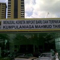 Photo taken at Kumpulan Niaga Mahmud Taib by Ewok on 11/15/2011