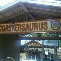 Photo taken at Coastersaurus by John M. on 5/27/2012