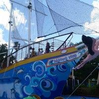 Photo taken at Shamu's Happy Harbor by Shadd B. on 3/16/2012