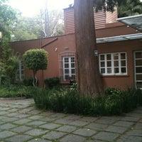 Photo taken at UNAM CELE TLALPAN by Antonio C. on 3/17/2012