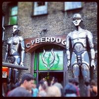 Photo taken at Cyberdog by Reactiv on 9/8/2012