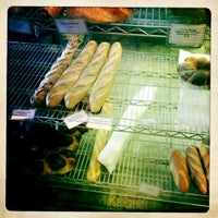 Photo taken at Silver Moon Bakery by Mark J. on 5/20/2012