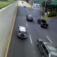 Photo taken at Churubusco y Tlalpan by Sam R. on 7/15/2012