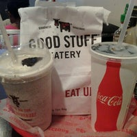Photo taken at Good Stuff Eatery by Andre S. on 7/14/2012