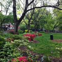 Photo taken at Tompkins Square Park by Johnny R. on 5/3/2012
