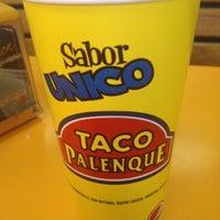 Photo taken at Taco Palenque by Eddi on 7/25/2012