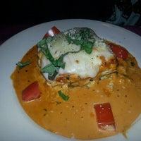 Photo taken at Milano Restaurante Italiano by Justin T. on 8/27/2012