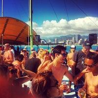 Photo taken at Waikiki Ocean Club by Scott R. on 9/4/2012