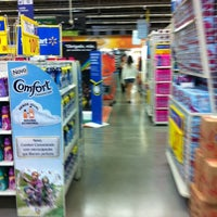 Photo taken at Walmart by Thais F. on 6/17/2012
