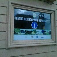 Photo taken at Oficina de Turismo by G. on 5/8/2012