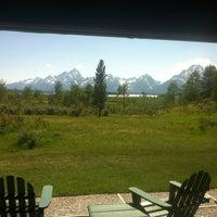 Photo taken at Grand Teton National Park by Matt R. on 6/13/2012
