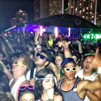 Photo taken at Ultra Music Festival XIV 2012 by Harry B. on 3/25/2012