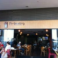 Photo taken at Primeiro Cozinha de Bar by Rinaldo A. on 7/14/2012
