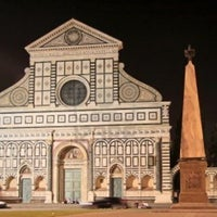 Photo taken at Piazza Santa Maria Novella by Alessandra on 8/15/2012