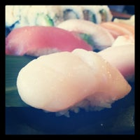 Photo taken at Miyabi Sushi by Kenji O. on 9/1/2012