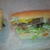 Photo taken at Gandolfo's New York Deli by Tom H. on 3/1/2012