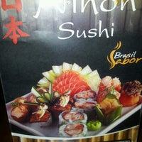 Photo taken at Nihon Sushi by Lisandra V. on 6/30/2012
