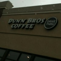 Photo taken at Dunn Bros Coffee by Geoff W. on 8/8/2012