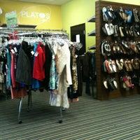 Photo taken at Plato's Closet by Cyran H. on 3/2/2012