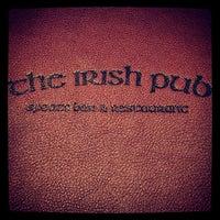 Photo taken at The Irish Pub by Bruno R. on 3/3/2012