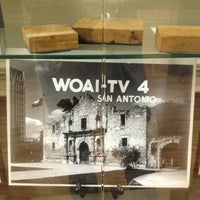 Photo taken at News 4 WOAI by Jeremy K. on 7/27/2012