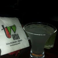 Photo taken at Tacos & Wraps by Bruna M. on 6/19/2012