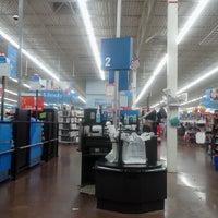 Photo taken at Walmart Supercenter by Monica R. on 9/5/2012