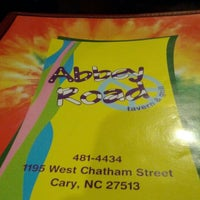 Photo taken at Abbey Road Tavern & Grill by Carlo S. on 1/26/2012