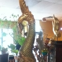 Photo taken at Pi-Tom's Thai Cuisine by Tony B. on 4/22/2012