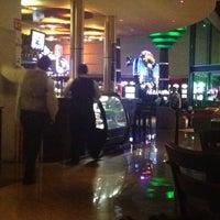 Photo taken at Dubai Palace Casino by Viiry S. on 5/23/2012