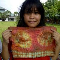 Photo taken at Barli Kampung Seni by ryani s. on 11/11/2011