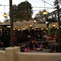 Photo taken at Rancho del Zocalo Restaurante by Good I. on 4/21/2012
