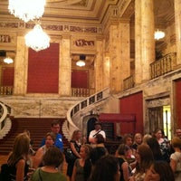Photo taken at Palace Theatre by Stuart S. on 7/11/2012