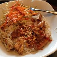 Photo taken at Viet Thai Bistro by Justin P. on 7/6/2012