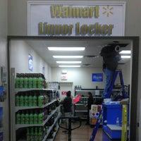 Photo taken at Walmart Supercenter by J.e. S. on 6/2/2012