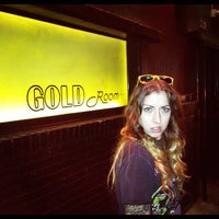 Photo taken at Gold Room by Erick R. on 1/26/2012