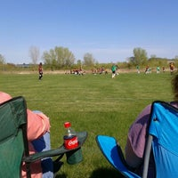 Photo taken at Menomonie Middle School by Ted S. on 4/24/2012