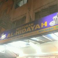 Photo taken at Restoran Al-Hidayah by Tokey Kuat Y. on 1/13/2012
