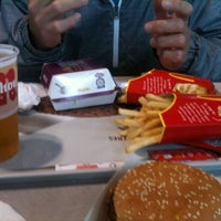 Photo taken at McDonald's by Agustina M. on 4/4/2012