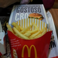 Photo taken at McDonald's by Marcelo M. on 6/10/2012