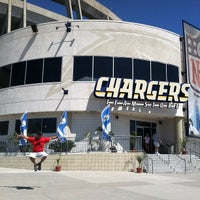 Photo taken at Chargers Team Store by Chuck @. on 8/31/2012