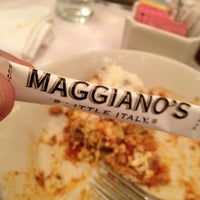 Photo taken at Maggiano's Little Italy by William G. on 5/5/2012