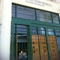 Photo taken at Colegio Oratorio Don Bosco by Renato V. on 3/28/2012