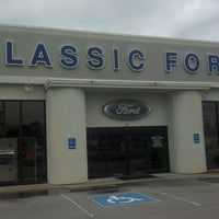 Photo taken at Classic Ford Lincoln of Columbia by Kingpen V. on 5/18/2012