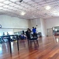 Photo taken at Ballet studio level 4 by Kenny P. on 2/14/2012