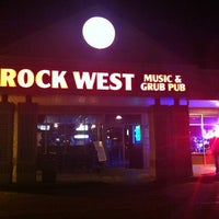 Photo taken at Rock West by Katie T. on 6/23/2012